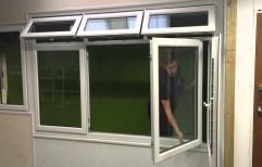 Aluminium Openable Windows