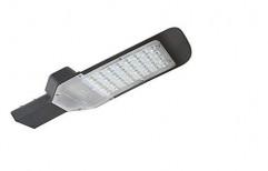 Aluminium Rectangle Solar LED Street Light