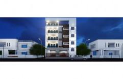 Architecture Building Designing Service
