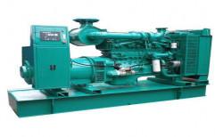 Automatic Cummins Diesel Generator, Power: 125 kVA