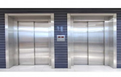 Automatic Stainless Steel Hospital Elevator, Up To 1 Tons