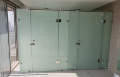 Bathroom 5+5+1.52 Milki Pvb Laminated Glass