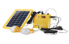 Battery Off Grid Solar Power Systems, For Industrial, Capacity: 2 Kw