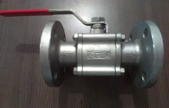 BEW Low Pressure IC Ball Valves, Material Grade: SS 304, Size: 800 - 1500 Mm
