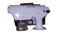 Blu-Ray Anion White Blu Ray Fog Spray Fogger Fumigation Gun, 11 (Cfm)