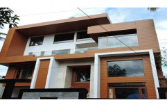 Brown Matte Home HPL Cladding, Thickness: 12.5 Mm