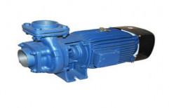 Cast Iron Single Phase Kirloskar Monoblock Pumps, Maximum Discharge Flow: Less than 100 LPM, 3.7 To 15 Kw