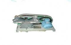 Cast Iron Single stage Vacuum Pump, 3 Hp, 1200 Rpm