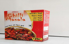 Chilly Chilli masala, Packaging Type: Packet, Packaging Size: 100g