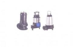 1 HP 9 m Crompton Sewage Submersible Pumps, Model Name/Number: STPM12