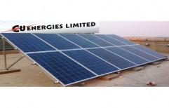 CU ENERGIES LIMITED Off Grid Solar Power Plant