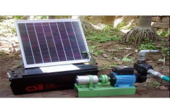 DC Solar Pump, For Agriculture, Capacity: 1 Hp
