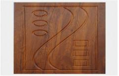 Designer Wooden Door, Door Thickness: 10-12 Mm, Door Height: 6 Feet