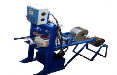 Dona Making Machine, Dona Size: 6 Inches, 440 V