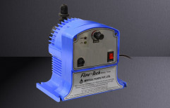 Electric Three Phase Electronic Diaphragm Dosing Pumps, 2 Hp, 220 V