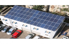 Euro Commercial Solar Rooftop System
