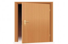 Finished Interior Plywood Door, For Home