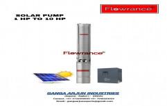 Flowrance Solar Water Pump