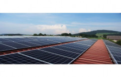 Grid Tie Polycrystalline Solar Power System, for Commercial, Capacity: 10- 1000 Kw