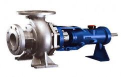 Horizontal Radially Split Suction Pumps