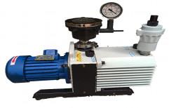 IMDNAV Double Stage Vacuum Pump, Max Flow Rate: 50 Lpm To 2000 Lpm, Model Name/Number: Ivp 150,Ivp 250