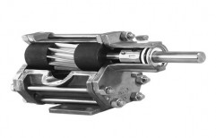 Industrial Hydraulic Gear Pump by Shree Radhey Hydraulik