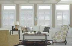 Interior PVC Window Shutter