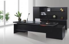 Jap Enterprises L Shaped Office Table