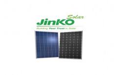 Jinko Mono Crystalline Solar Panel, Operating Voltage: 24 V