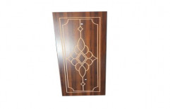 Kaka Printed Solid Texture Door, For Home,Office