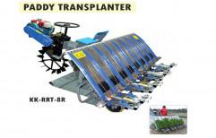 Kisankraft 4 Row Paddy Transplanter, KK-RRT-4R