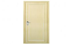 Matte Exterior PVC Home Door