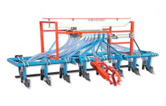 Mild Steel Automatic Seed Drill, For Agriculture