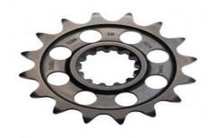 Mild Steel Paver Machine Chain Sprocket, For Industrial