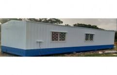Mild Steel Site Office Cabin