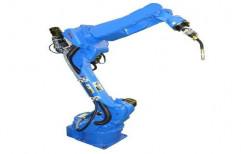 Mild Steel Yaskawa Industrial Robot, Fully Automatic