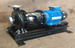 Multi-Stage Three Phase Thermic Fluid Pump, Thermal