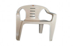 Nakoda HDPE Plastic Chair, Height: 36 inch