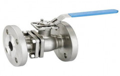 """Normal Close Stainless Steel Pneumatic Manually Ball Valve, For Industrial, Size: 1"""" Inch"""