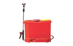 Plastic Agricultural Sprayer Pump, Capacity: 16 liter