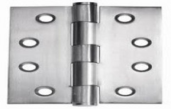 """Polished Stainless Steel Hinge, Thickness: 2.1 - 2.5 mm, Size: 5"""""""