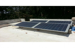 Poly Crystalline Silicon On Grid Rooftop Solar System