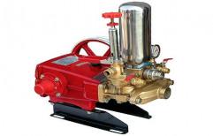 Kisan Red SK-120 Power Sprayer, Capacity: 16 Liters