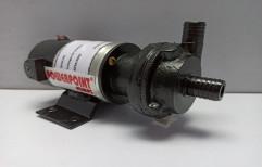 Powerpoint Solar Or Battery Dc 50 Watt 12 v Monoblock Water Pump, 0.1 - 1 Hp