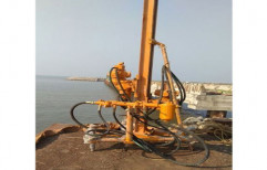 Rapid Semi-Automatic In Well Drilling Rig, Capacity: 50-150 feet