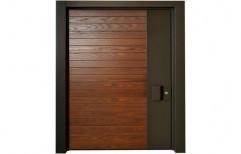 Rectangle Plywood Door
