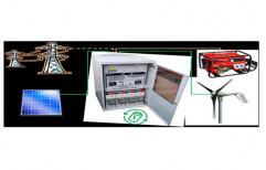Renewable Energy System Or Solar Renewable Energy System