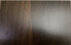 Royal Touch Wooden Suede Finish Royale Touche Brown Laminate Sheet, For Furniture, Thickness: 0.8 To 1.5mm
