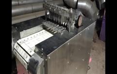 Semi-Automatic Automatic Chicken Cutting Machine, 3 Hp