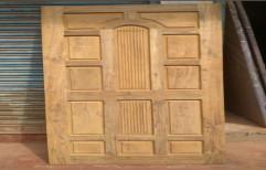 SGSM Valsadi Teak Wood Door for Home